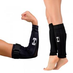Duo compression lestée bras...